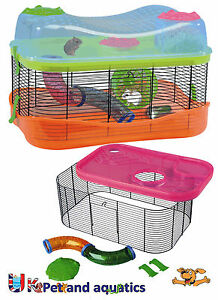 Hamster-Cage-Large-Imac-Fantasy-With-Add-On-Kit-Option