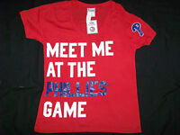 Victoria's Secret Pink Philadelphia Phillies Shirt