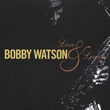 Live & Learn by Bobby Watson (Sax) (CD, Mar-2004, Palmetto)