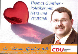 Autogramme & Autographen 7853 Unter Der Voraussetzung Thomas Webel Top Ak Original Signiert