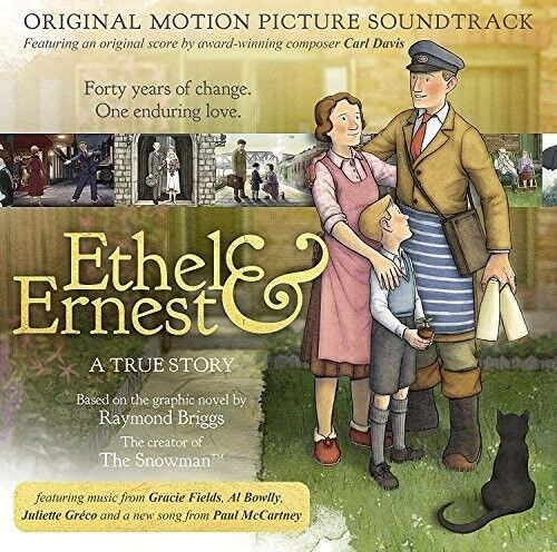 Ethel & Ernest (2016, CD NEW)