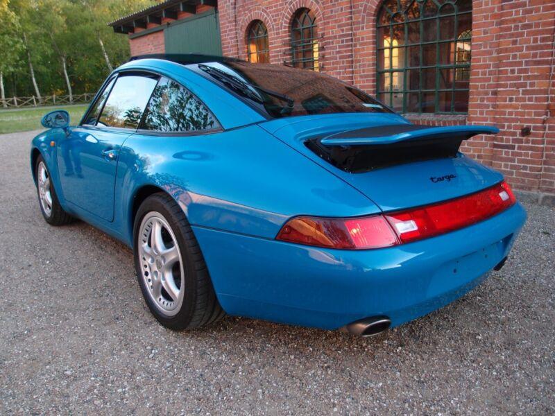 Porsche 911 Targa aut. - 7