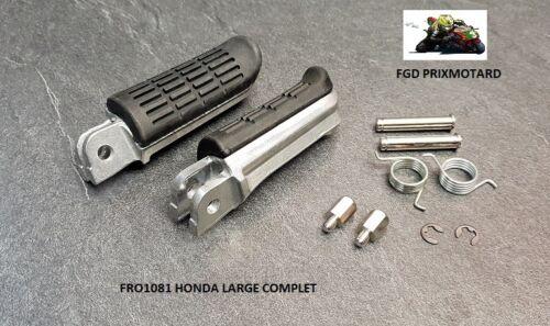 HONDA XLV 1000 VARADERO CB 1300 CALE PIED