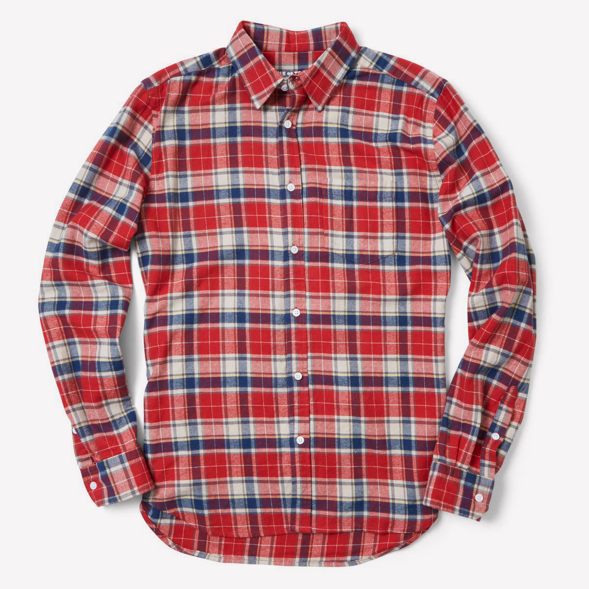c008539e614 NEW - LINE OF TRADE Men s 1810 LAYERS L S Red Maple CASUAL FLANNEL SHIRT -  XXL nwzwja6463-Casual Shirts   Tops