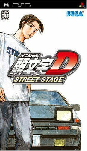 Initial D: Street Stage (Sony PSP, 2006)