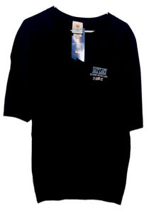 Vintage 2002 Salt Lake City Winter Official Olympic Games 2XL Black T-Shirt NWT