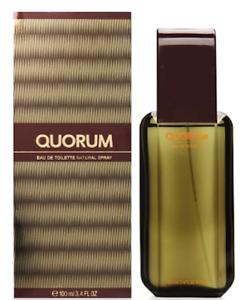 Quorum-Cologne-for-Men-3-4oz-Eau-de-Toilette-Spray-New-in-Box
