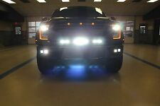 Roush F-150 Custom LED Light Package with Patented Switch Panel Upper Grill Only