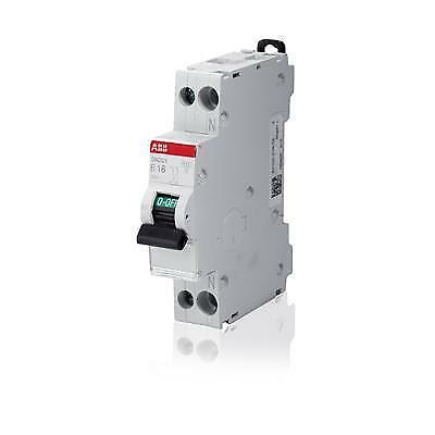 ABB  LS Sicherungsautomat Leitungsschutzschalter 1//3-polig B//C Charakteristik
