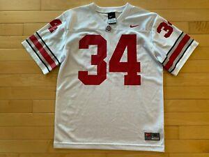 Nike Ohio State Buckeyes Football Jersey #34 Carlos Hyde Youth ...