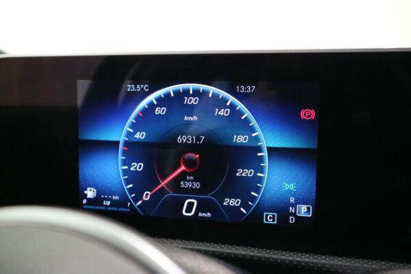 Mercedes A180 d 1,5 Business Progressive Line aut. billede 5