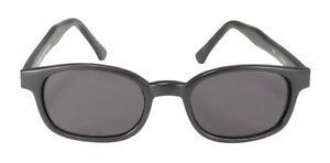 KD's  Sunglasses, Matte Black Frame /  Smoke Lens  Comes W/Free Pouch!