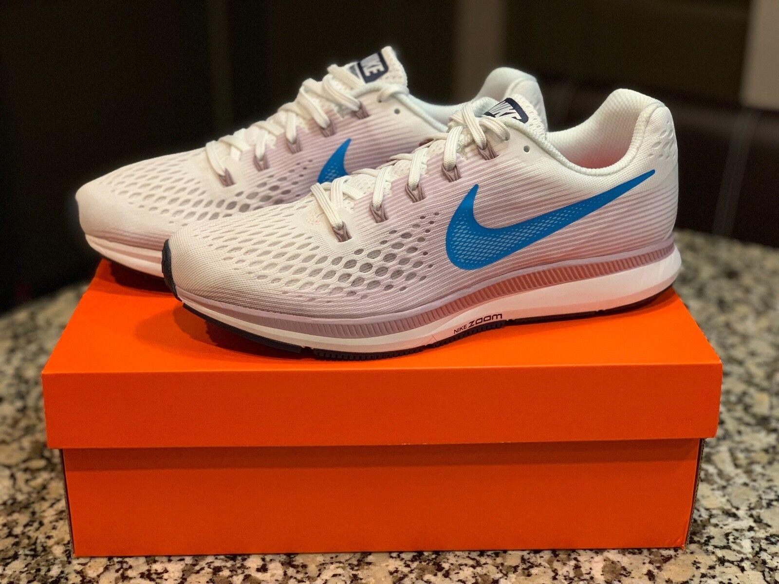 NIB  Nike Air Zoom Pegasus 34 Women's Running shoes 880560 105 Size 11
