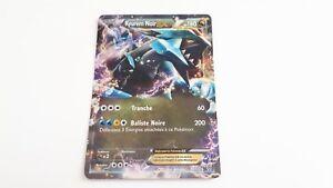 Détails Sur Kyurem Noir Ex Holo 180pv 95 135 Carte Pokemon