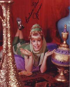 BARBARA-EDEN-Signed-I-DREAM-OF-JEANNIE-Photo-w-Hologram-COA