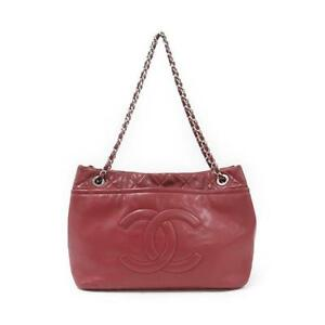 Image Is Loading Authentic Chanel Bag 48374 270 002 760 9795