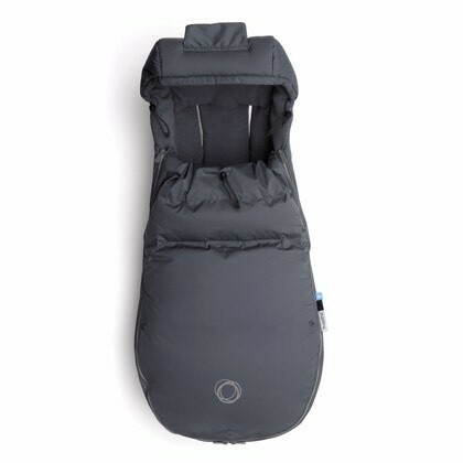 Kørepose, Bugaboo High Performance Footmuff, Stellar…
