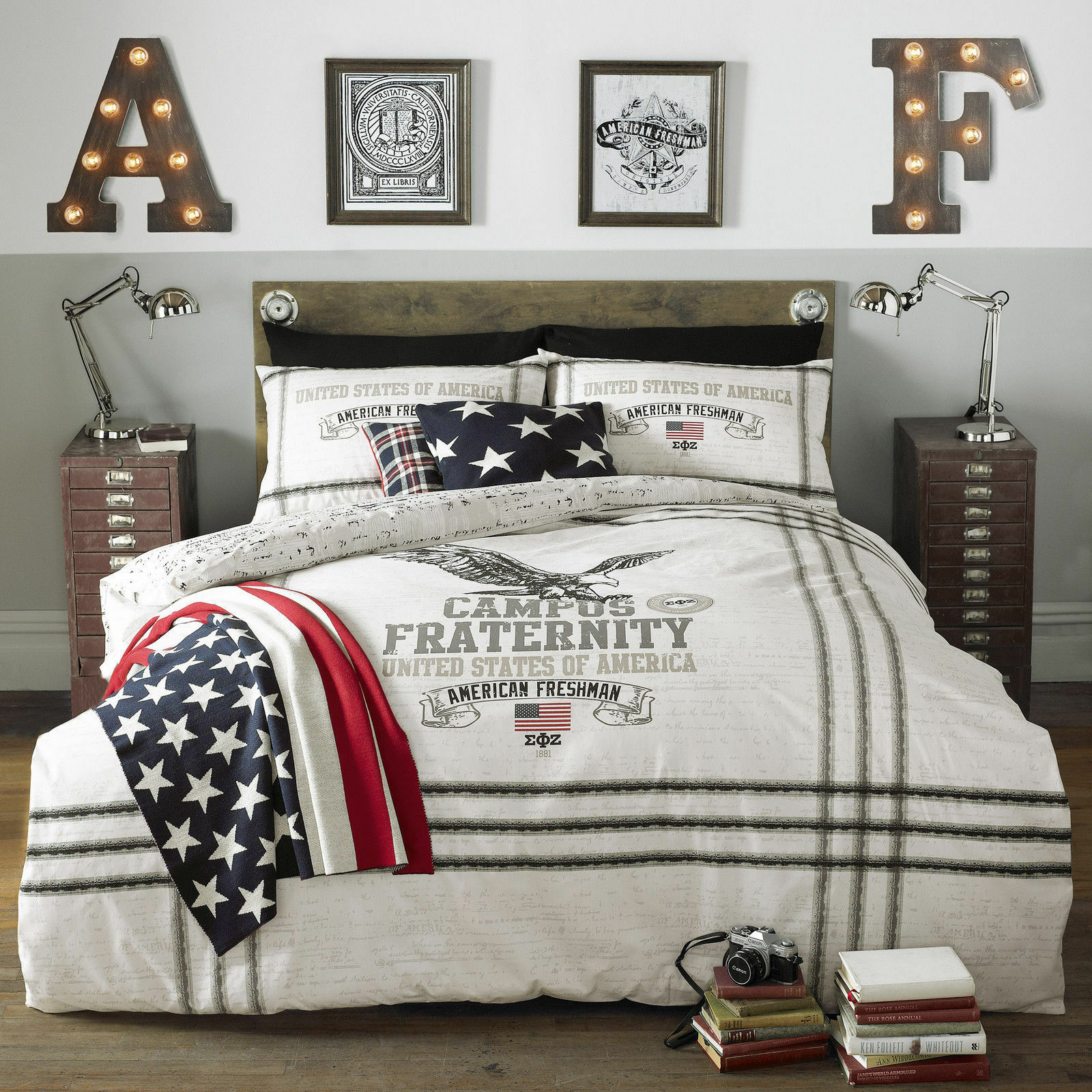 Eagle Bed Linen by American Freshman ... 10% OFF  + Free Delivery
