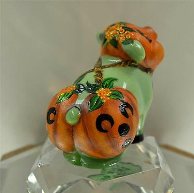 Fenton PIG Chameleon Green PHILLIP PUNKIN PANTS for Halloween OOAK FREEusaSHIP