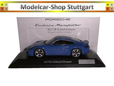 Porsche 911 orange Tennis Grand Prix 2017 Lim.Edition 500 Spark 1:43 WAX02020026