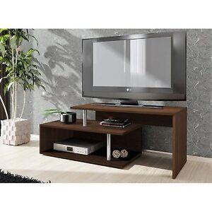 Mobile Porta TV ALPHA 50 con ripiani design moderno soggiorno ...