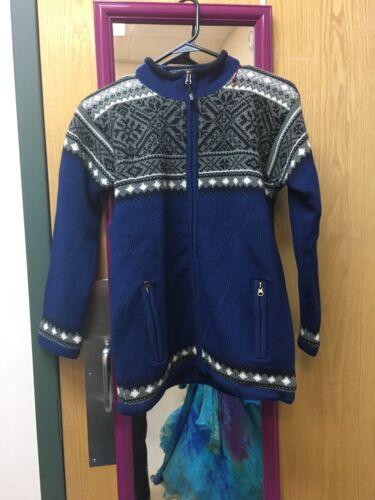 Veste Norwear en Polar vent Taille Action laine coupe Small bleue r1qCr