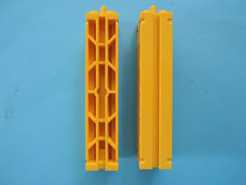 LEGO 2 x Gittermast Support 30646a  gelb 2x2x8  4610