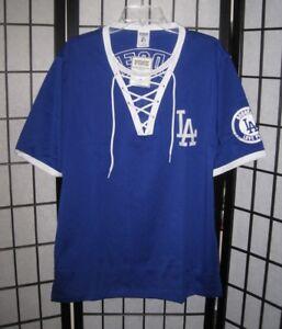 ad01c4af5e4 NWT VICTORIA S SECRET PINK MLB LOS ANGELES DODGERS LACE UP BASEBALL ...
