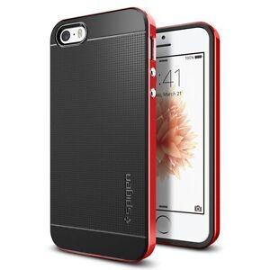 Spigen-Neo-serie-de-cas-Hybrid-iPhone-SE-5S-5