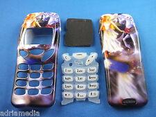 Front Back Cover Tastatur Nokia 3210 Gehäuse Handyschale Neu Pony Prinzessin