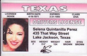 Selena-Perez-Lake-Jackson-Texas-TX-ID-card-Drivers-License