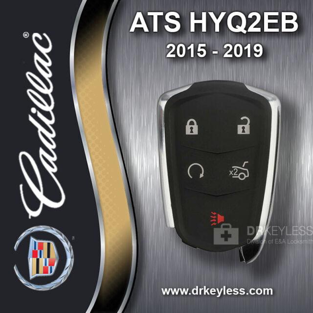 OEM Brand New FITS Cadillac ATS CT6 CTS XTS Smart Key
