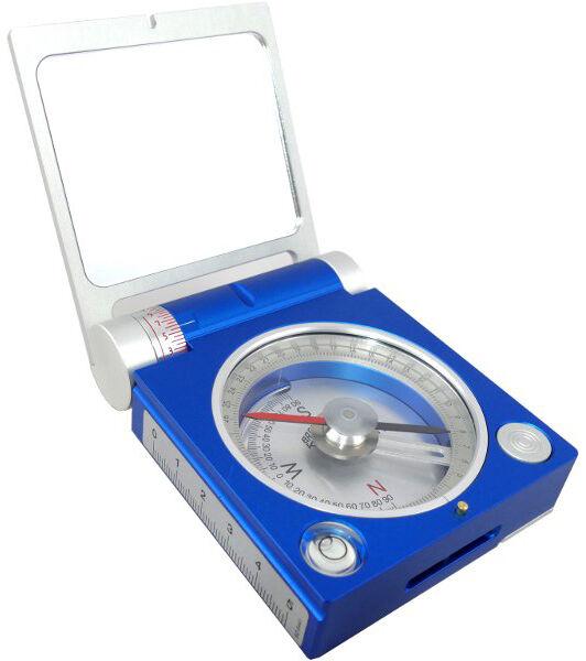 Gefügekompass GEKOM N PRO Nr. 3031 Breithaupt Geologenkompass mit Neigungsmesser