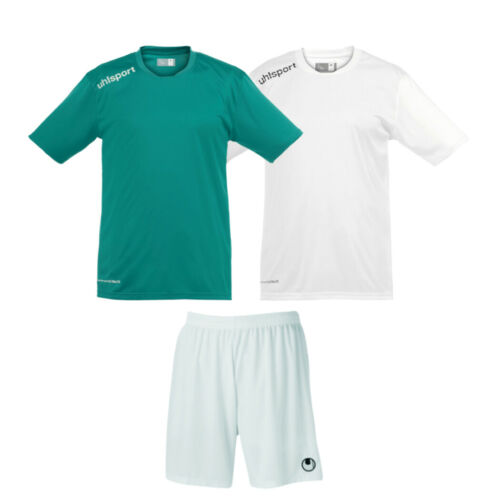 3er uhlsport Active Sportset Essential Shirts und Basic Shorts