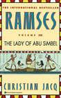 The Lady of Abu Simbel by Christian Jacq (Paperback / softback)