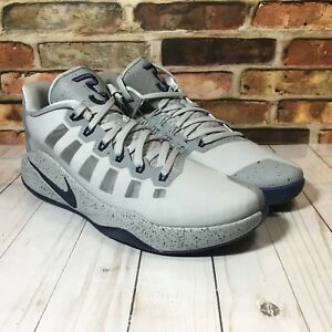 b14cdce45266 Nike Hyperdunk 2016 Low PE PG Paul George Size 11 Mens Wolf Grey ...
