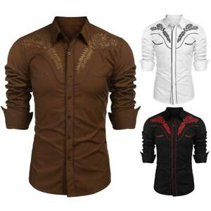 Men-Fashion-Turn-Down-Collar-Long-Sleeve-Floral-Embroidery-Shirt-GDY7