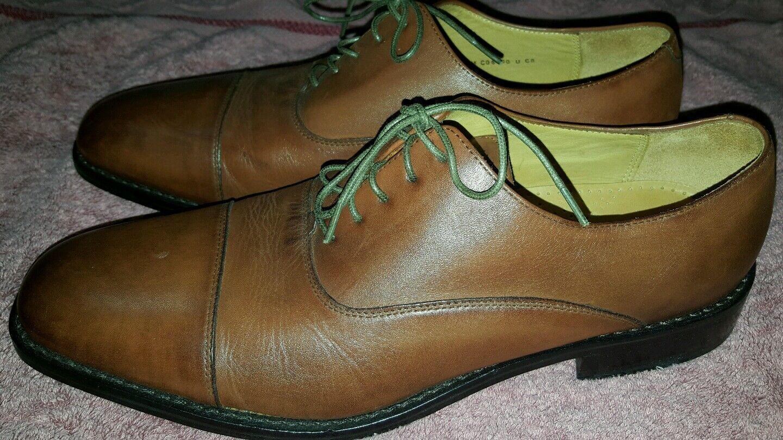 zapatos  De Vestir COLE Marrón HAAN Silla En Marrón COLE Sz11 M agradable 3fa649