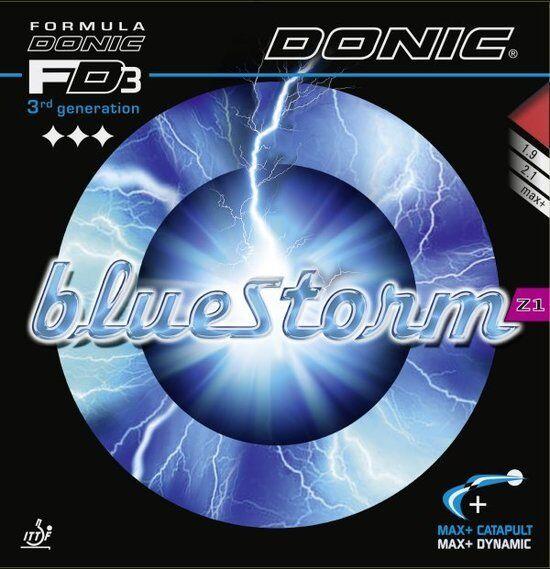 Donic blueestorm Z1 Surface de Tennis Table Cougreenure Loupe Intérieur
