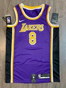 Nike LA Lakers Kobe Bryant #8 Swingman Jersey Men's Sz Small S ...