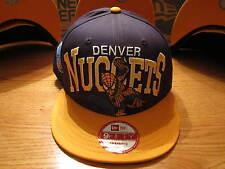 Spider-Man Denver Nuggets NBA New Era Hat Adjustable Snapback Med-LG NWT 0006