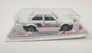 MAJORETTE-229-BMW-325-BIANCO-AUTO-D-039-EPOCA-DA-COLLEZIONE-NUOVO-IN-SCATOLA-1980s