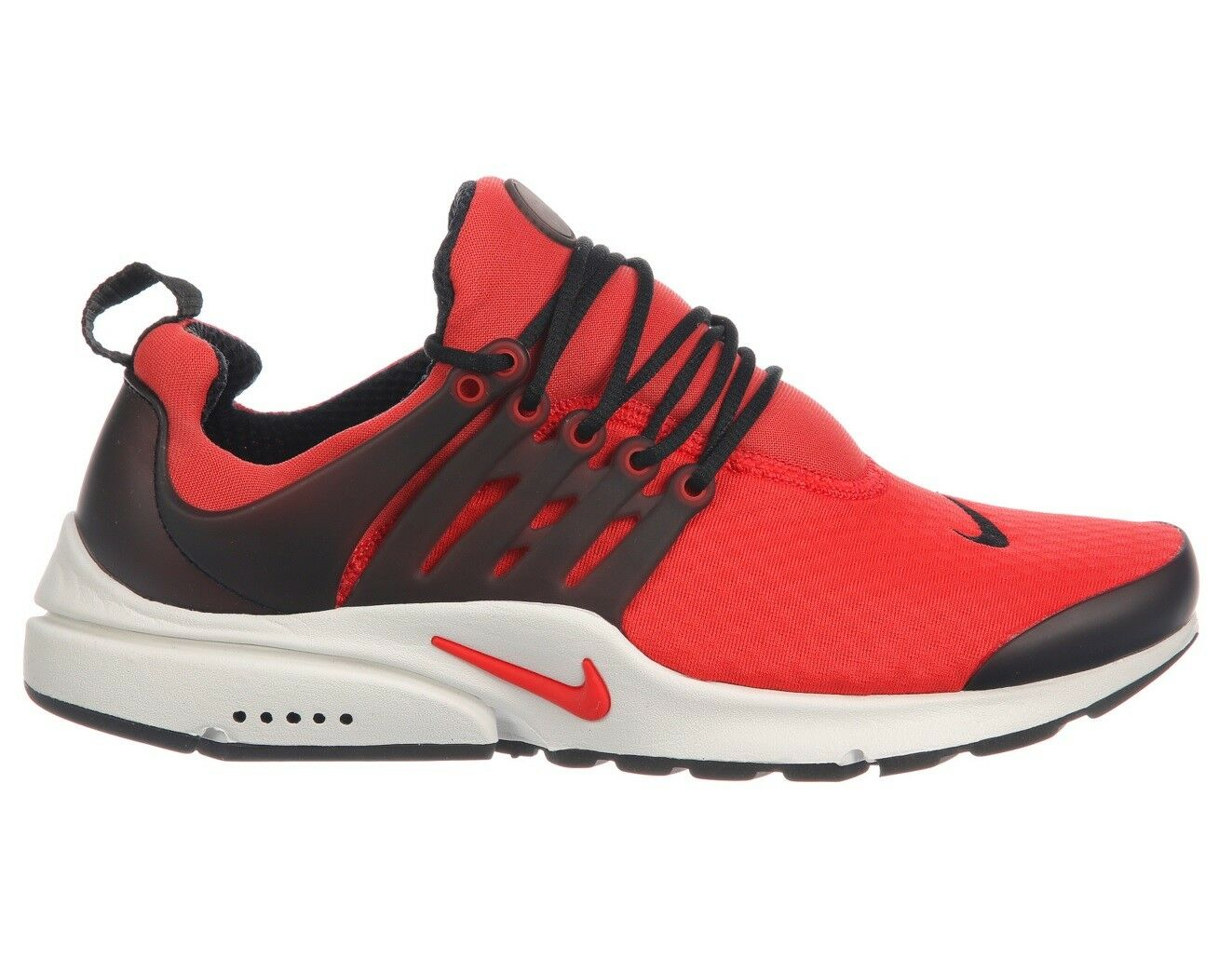 Nike Air Presto Essential Mens 848187-600 Track Red Black Running shoes Size 8
