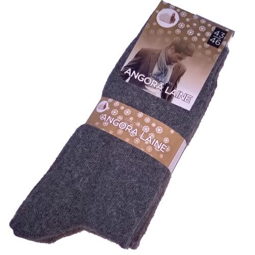 Chaussettes en laine hommes Lot de 3 paires Mélange//laine//angora//autre....
