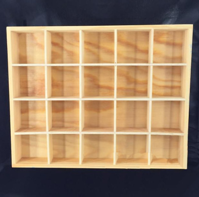 "1//6 Scale Wooden Shoe Ark Bookcase Storage Rack Model F 12/"" Action Figure"