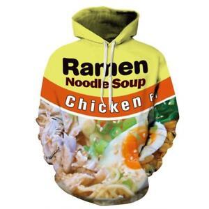 Women-Men-Ramen-Noodle-Chicken-Soup-3D-Print-Casual-Hoodies-Sweatshirt