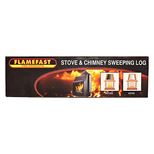 Flamefast Stove Amp Chimney Sweeping Log Cleaning Soot