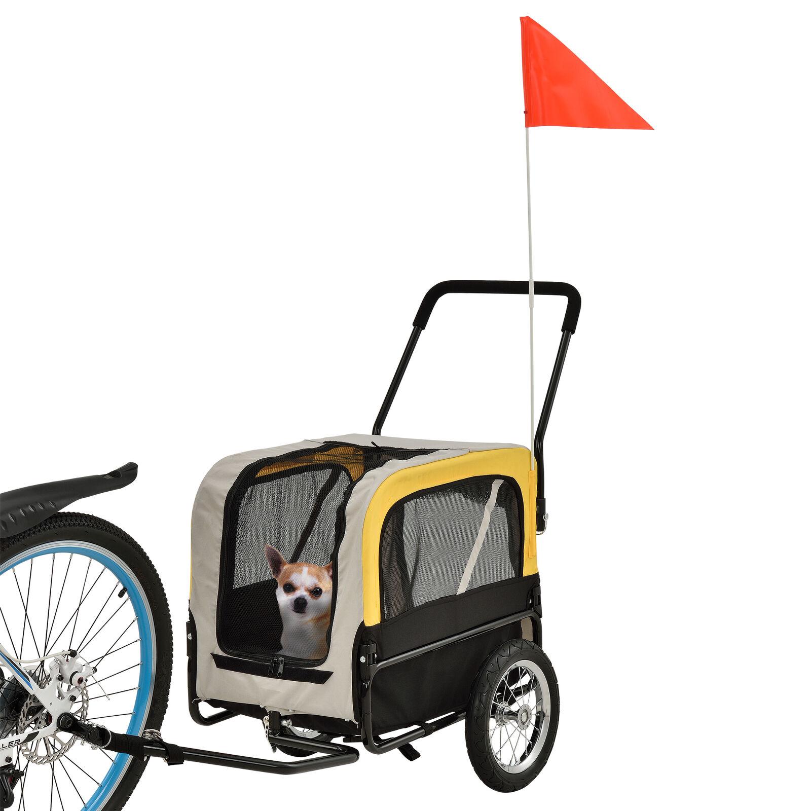 [pro.tec]® Rimor o per bici per animaliTrasportino per107x56x97cm