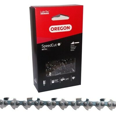 "McCulloch Sears Shindaiwa   72LGX092G OREGON® Full Chisel Chain Fits 28/"" Echo"
