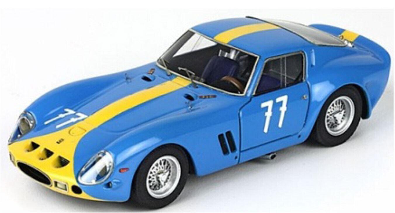 1 43 Ferrari 250 GTO n°77 Nurburgring 1964 1 43 • BBR GTO06